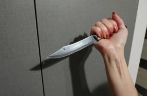 Две смолянки устроили драку на ножах