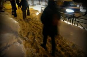 Не с кого спросить, или Как снег на смоленских улицах стал безысходностью