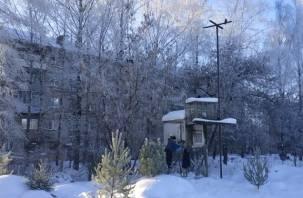 В Смоленске идёт масштабная зачистка города от ларьков. Сносят и голубятни