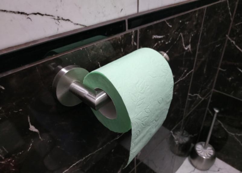 В туалетной бумаге обнаружили бактерии