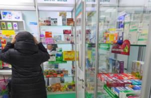 Аптекам могут запретить повышать цены на лекарства во время вспышек заболеваний