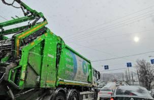 Подарок в шесть миллиардов. Саратовские мусорные контракты утонули в смоленском «Днепре»