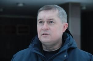 Владимир Соваренко начал судебную тяжбу с горсоветом за возвращение на должность главы Смоленска