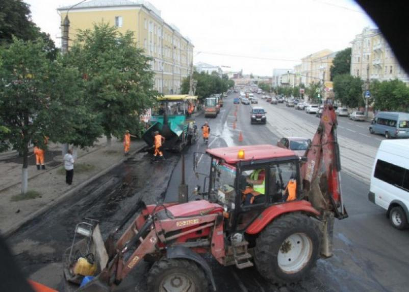 Как смоляне будут ездить во время ремонта проспекта Гагарина