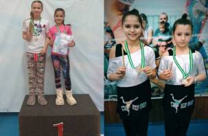 Смолянки завоевали два комплекта золота на соревнованиях в городе Иваново