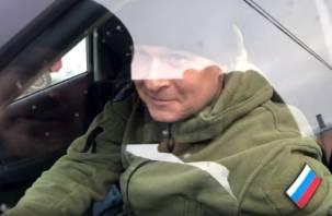В видеошоу с нарушителями ПДД в центре Смоленска попался экс-мэр Соваренко