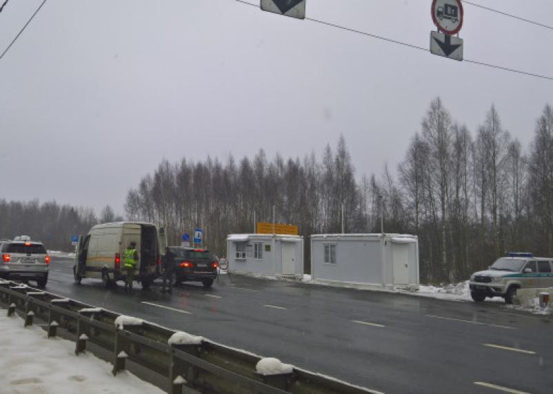 11 нелегалов пытались пересечь российскую границу