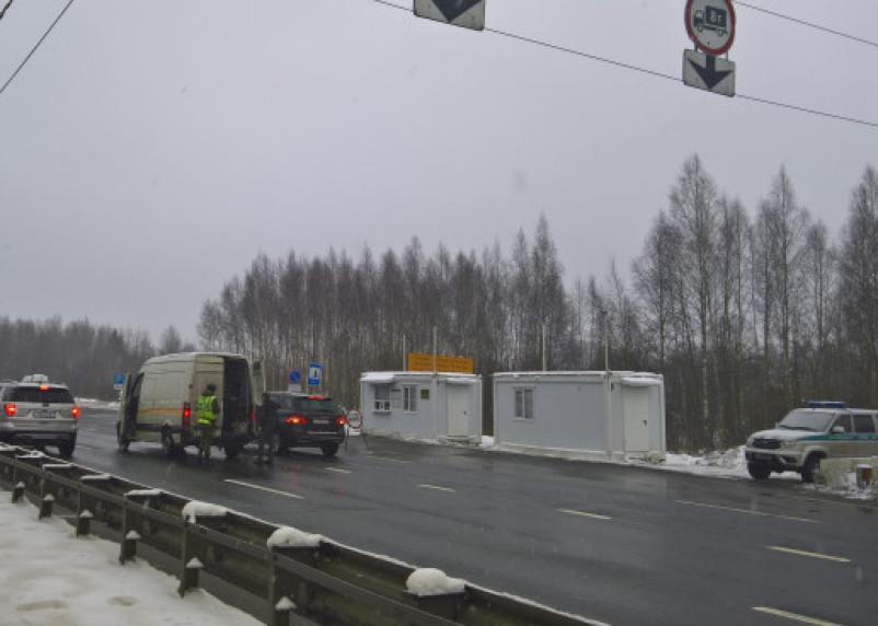 Белорусы прикинулись больными, чтобы попасть в Смоленскую область