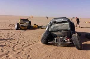 Смолянин Сергей Куприянов разбился на ралли Africa Eco Race 2019: в Сети появилось видео