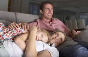 Половину свободного времени смоляне проводят у телевизора. Смотрят сериалы