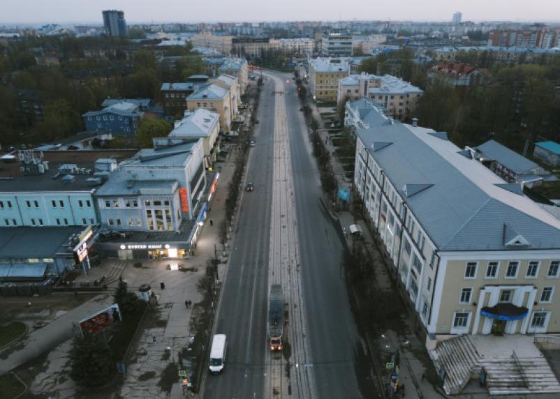 «Асфальтовое поле»: каким станет проспект Гагарина после реконструкции