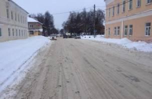 В Смоленской области Калина сбила ребёнка