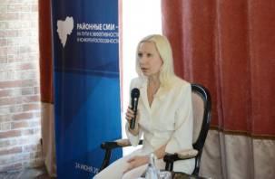 Третье пришествие: в Смоленск снова возвращается Илона Кротова