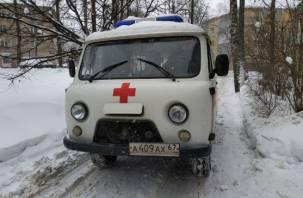 В Ярцеве слесаря насмерть придавил автобус прямо в цехе