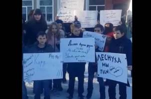 Родители смоленской школы просят Путина «отделить мух от котлет»