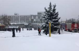 В Смоленске из Юноны всех эвакуировали