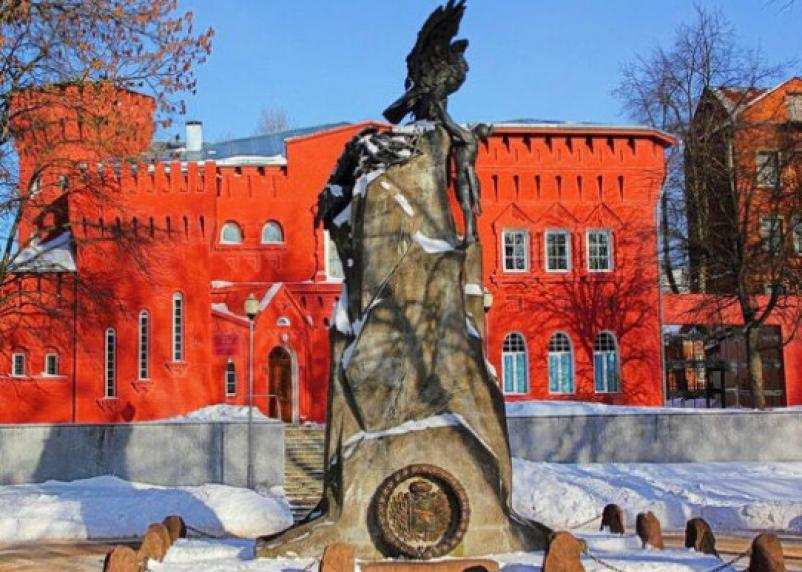 В Смоленске детей выгнали из музея на мороз