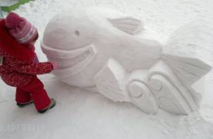 В Смоленской области пройдёт конкурс снежных скульптур «Снежная сказка»
