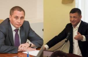 По старой схеме: Андрей Борисов может занять кресло и.о. мэра Смоленска