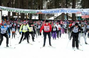 Автобусы бесплатно отвезут смолян на Лыжню России