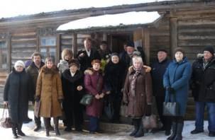 На Смоленщине прошла одиннадцатая акция «Зима в Загорье»