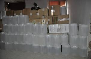 В России для производства антисептиков будут использовать конфискованный спирт