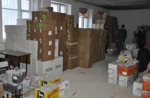 Смолянин в трёх городах торговал нелегальными сигаретами