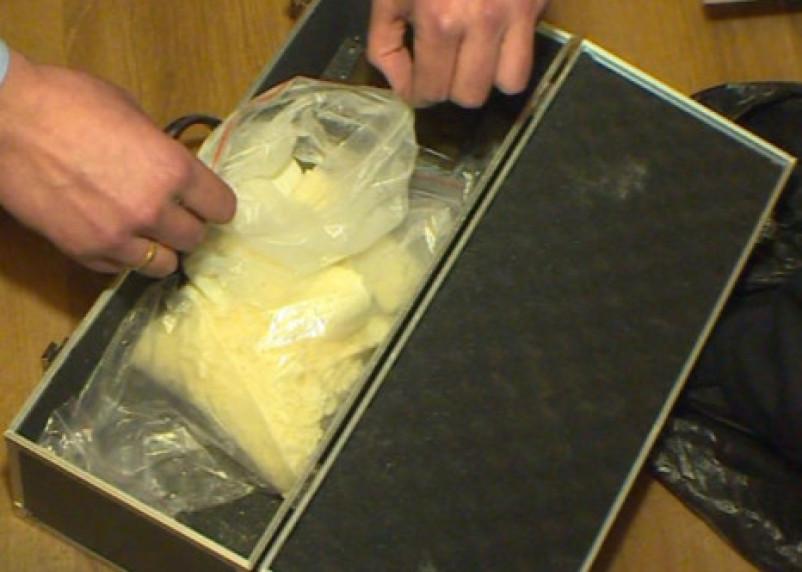 В Вязьме поймали торговца амфетамином