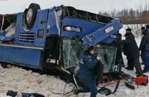 Автобус принадлежал ИП. Названа причина ДТП под Калугой