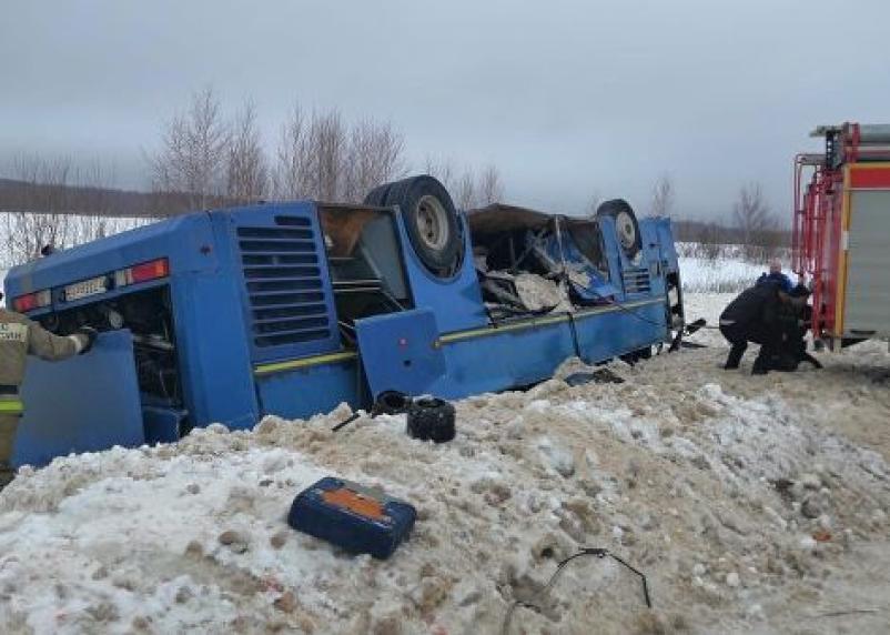 Задержан владелец автобуса, попавшего в страшное ДТП под Калугой