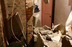 Все краны на плите открыты, шланг газовой подводки обрезан. Подробности взрыва газа в доме в Ярцеве