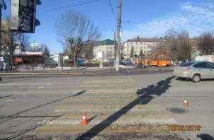 Подробности ДТП со сбитым ребенком в Смоленске