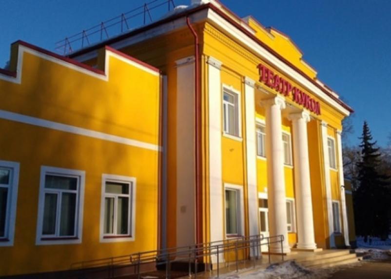 Кукольники Смоленска и Беларуси выступили на сцене Брянского театра кукол