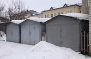 Совет Федерации готовит в России «гаражную амнистию»