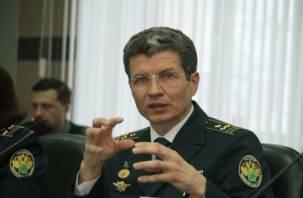 Начальнику смоленской таможни присвоено звание генерал-майора