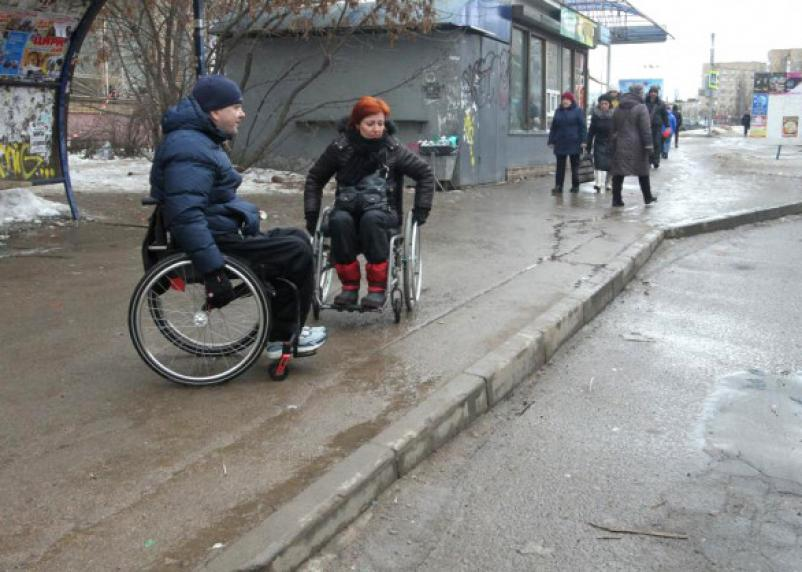 Город как сплошной барьер: один день в инвалидной коляске. Часть 2