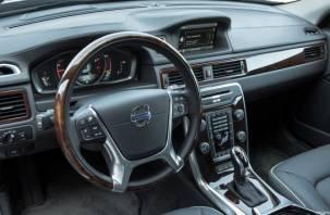 Отклонения в ПО. Почти две тысячи автомобилей в РФ отзывает Volvo