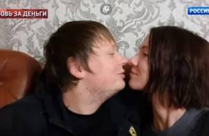Смолянин требует полмиллиарда у жены на программе Малахова на телеканале Россия-1