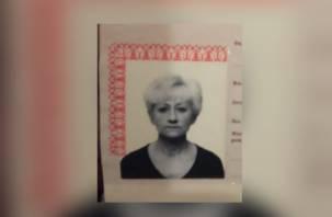 Ушла из больницы и пропала. В Смоленской области ищут 65-летнюю женщину