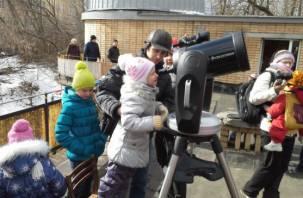 Смоленский планетарий приглашает на бесплатные лекции в феврале