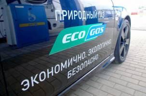 В России стремительно растёт число машин на газомоторном топливе