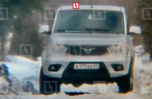 Съемочную группу Лайфа преследовал странный автомобиль во время похорон ярцевских детей и женщин