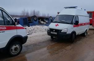 В России планируют снизить смертность на дорогах в 3,5 раза. На Смоленщине пока растёт
