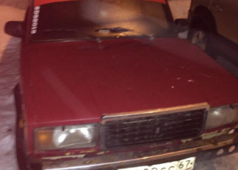В Смоленске орудуют аккуратные автоворы