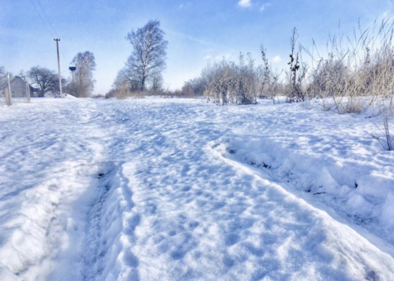 24 марта в Смоленскую область придет резкое похолодание