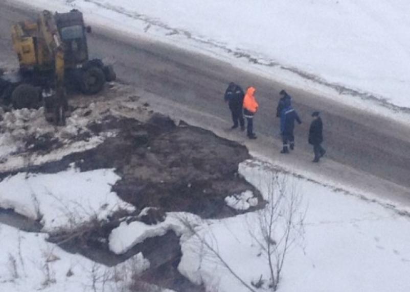 Коммунальная авария оставила жителей Вязьмы без воды