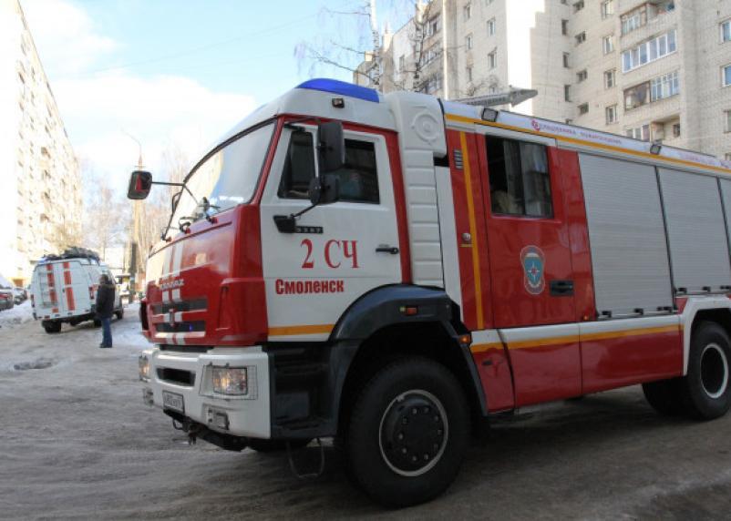 В Промышленном районе из пятиэтажки эвакуировали жильцов