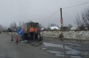 Официальное «добро». Дорожникам в РФ разрешат класть асфальт в дождь