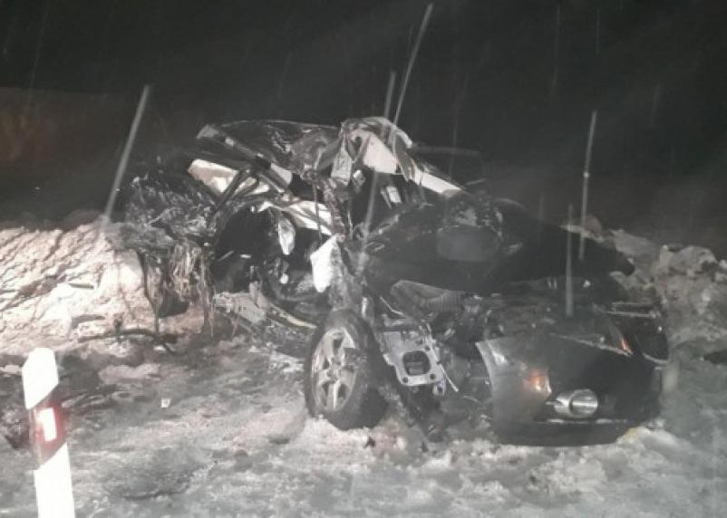 На дороге «Орёл-Брянск-Смоленск» в ДТП погиб 22-летний футболист