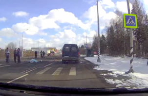 Смертельное ДТП на Рославльском шоссе. В Смоленске задержан и отстранен от должности сотрудник полиции
